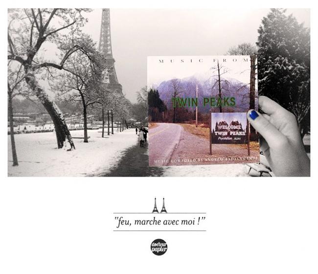 Твин Пикс - Париж