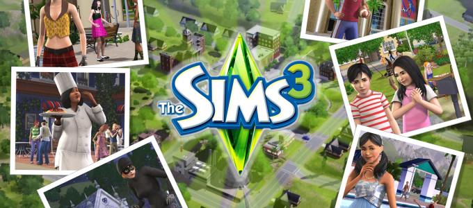 Твин Пикс The Sims