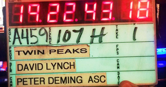 Завершение съемок нового сезона Твин Пикс
