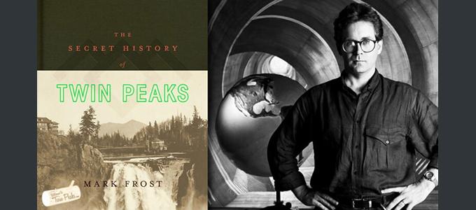 Марк Фрост читает отрывок книги Тайная история Твин Пикс