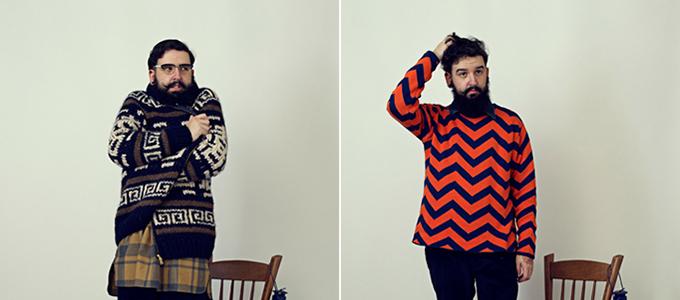 Японский бренд выпустил коллекцию одежды