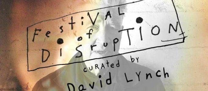 Линч открывает Festival Of Disruption