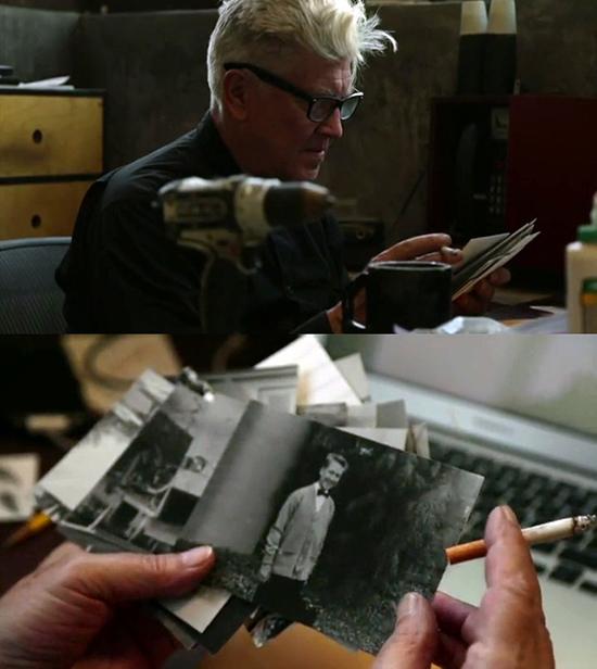 Кадры фильма Дэвид Линч: Искусство жизни