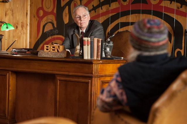 Первые кадры 3 сезона Твин Пикс Бенджамин Хорн