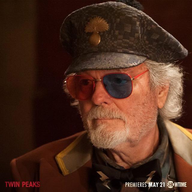 Первые кадры 3 сезона Твин Пикс доктор Джакоби