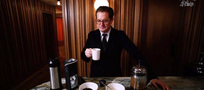 Рецепт приготовления черного кофе от Купера