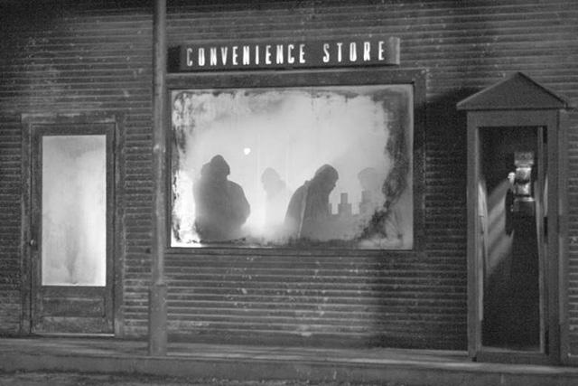 Твин Пикс Комната над магазином