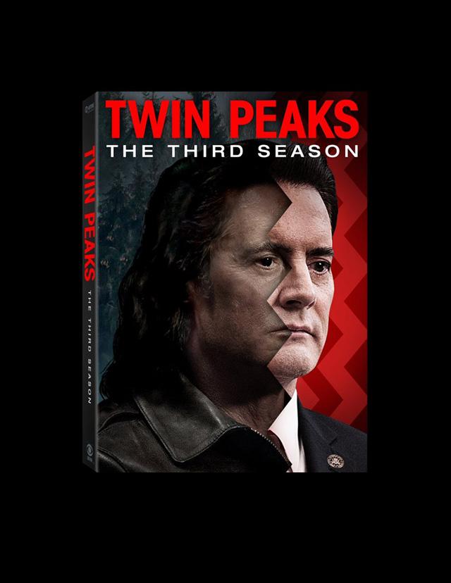 3 сезон Твин Пикс выйдет на DVD и Blu-ray