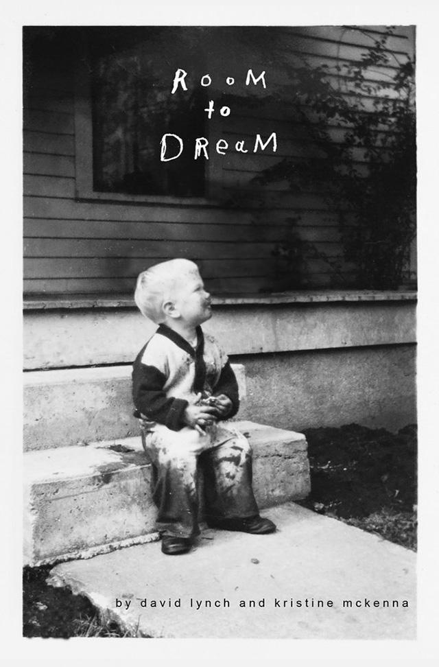 Комната мечты книга Дэвид Линч
